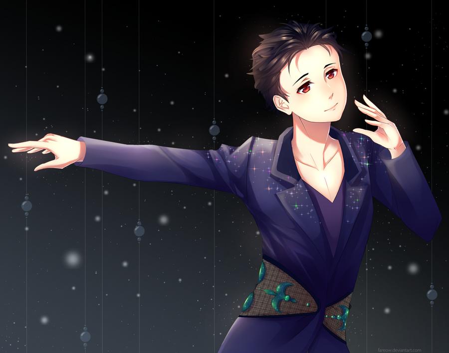 Yuuri Katsuki By Fareow On DeviantArt