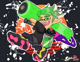 get your splat on ! by alexbeeza
