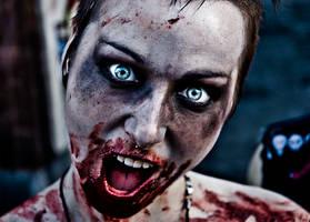 Zombie 1 by HansIsLegend