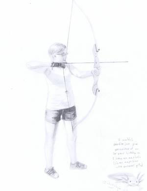 Archer and Axolotl