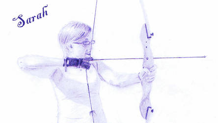 dA ID 3: The Archer