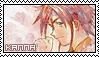 Kirishima Kanna - Sakura Taisen stamp by KC-Stamps