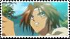 Kirishima Kanna - Sakura Taisen stamp3 by KC-Stamps