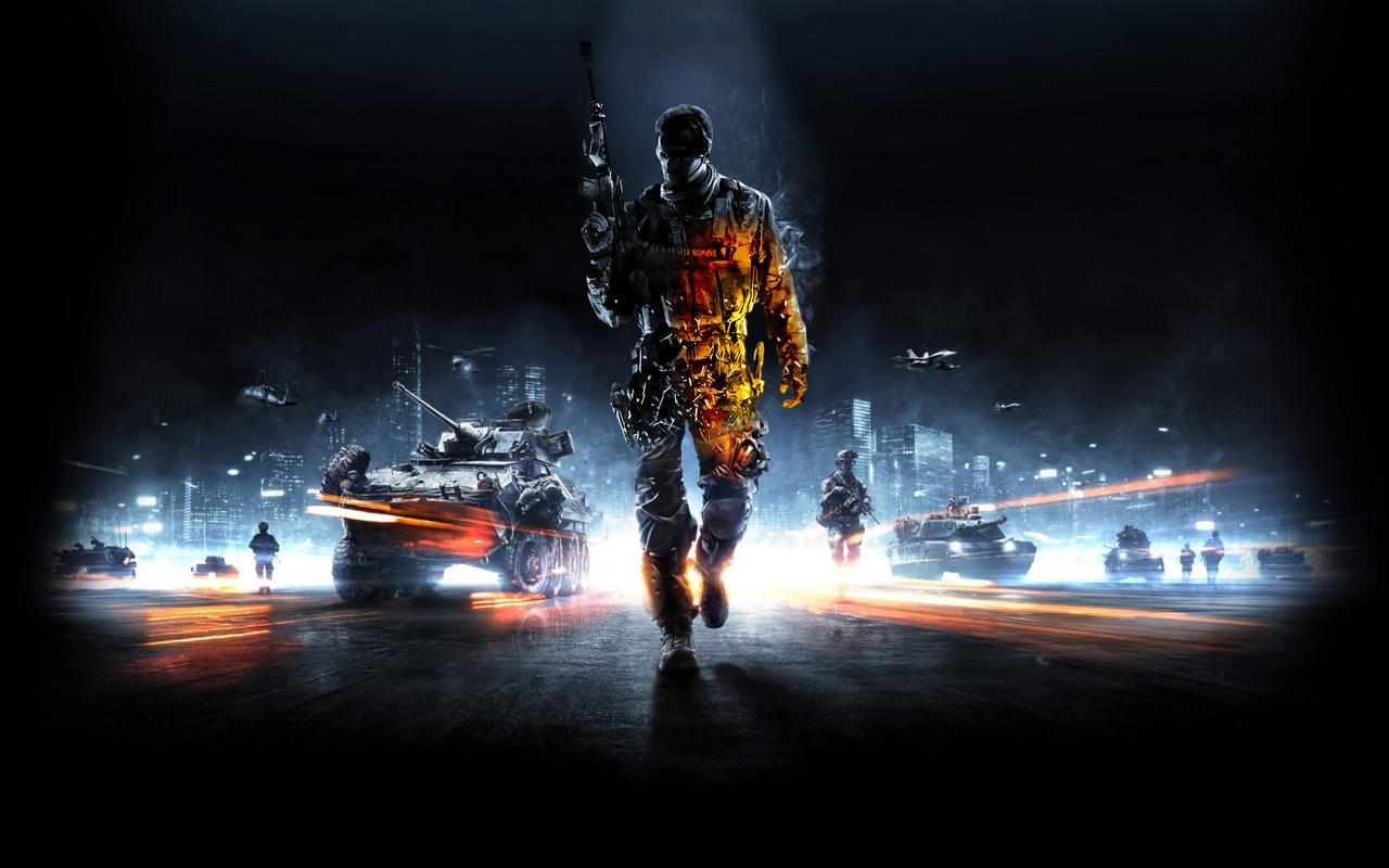 Battlefield 3: Modern Warfare by TheAndrenator