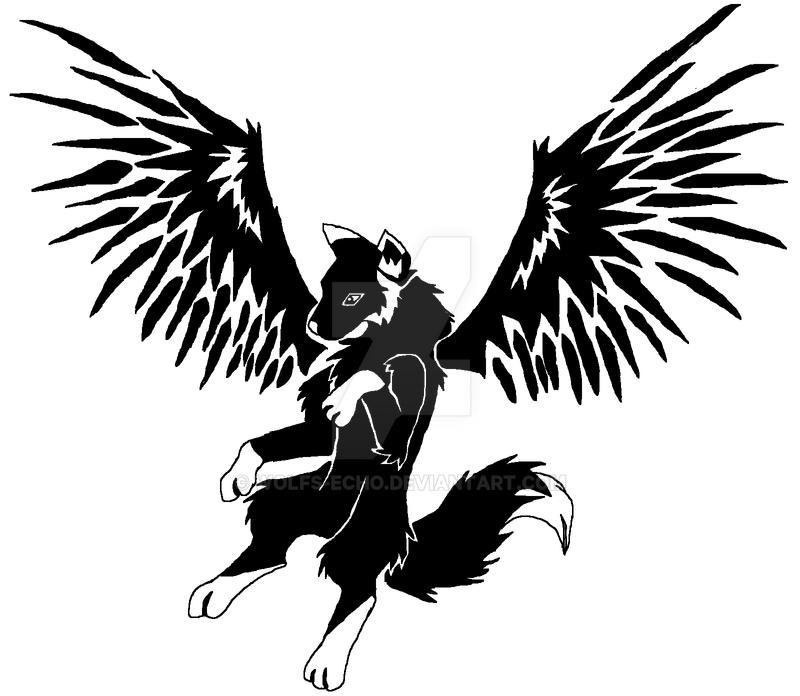 Shadow Fox Tattoo by Wolfs-echo