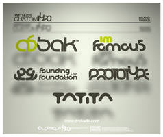 identity_typo_font__06 by uphique
