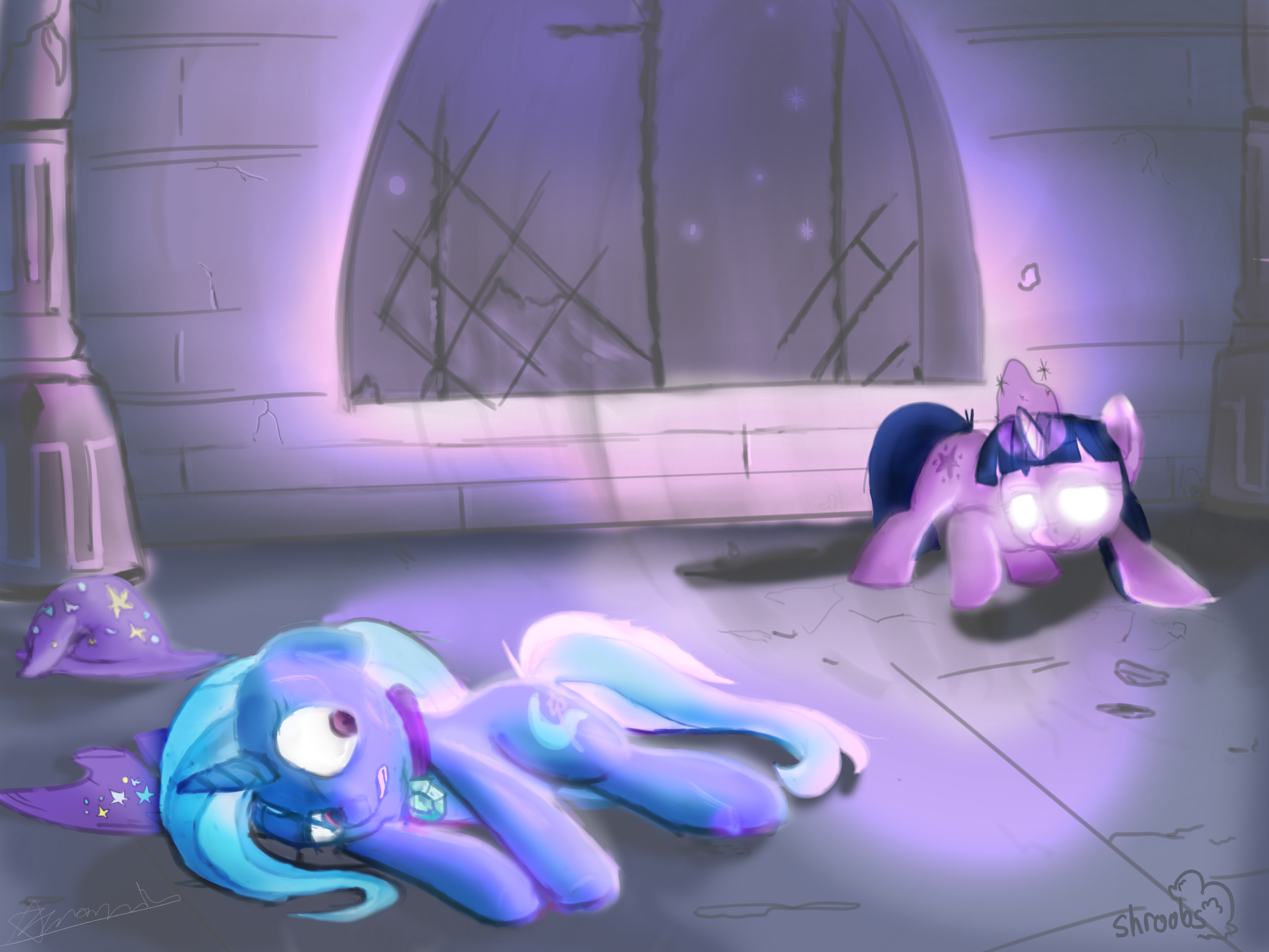 twilight_and_trixie_collab_by_thetriforc