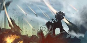 Pony Mass Effect-Rudementary Creatures (+3D Vers)