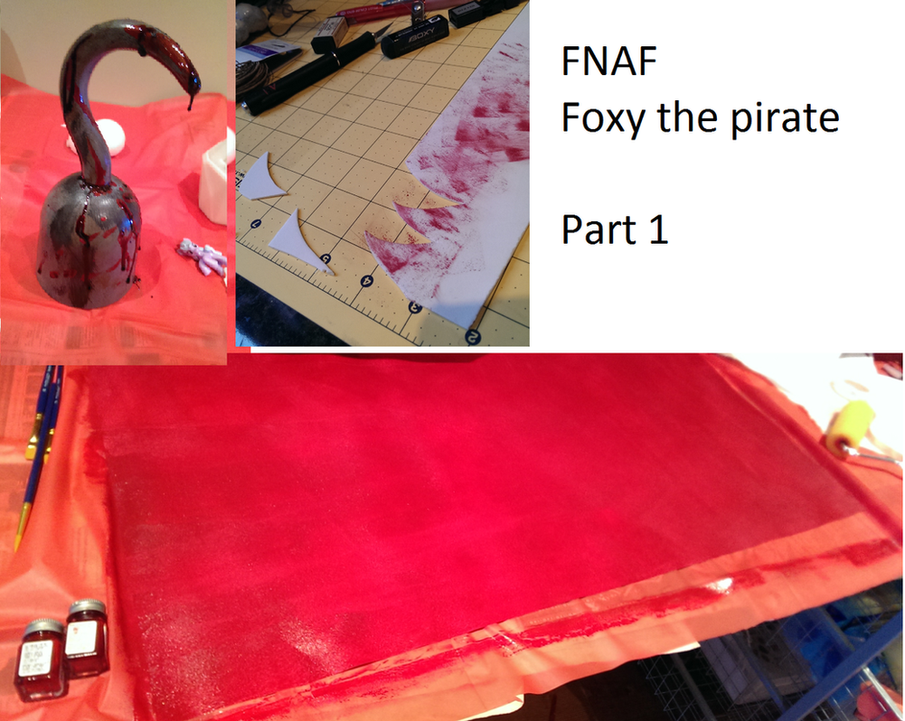 Fnaf halloween costume part 1 by thetriforcebearer on deviantart