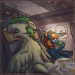 {IRL Austria Tales} Long Flights