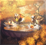 Autumn Baths