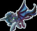 {Random Gifting Is Magic} Slick Wings by Amura-Of-Jupiter