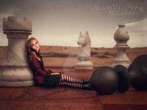 Alice in Wonderland (Chess v3)