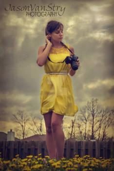Yellow Dress #1