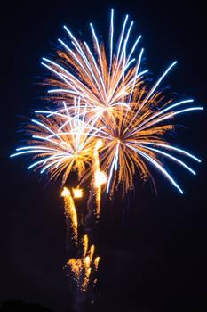 Bastille Day Fireworks 3