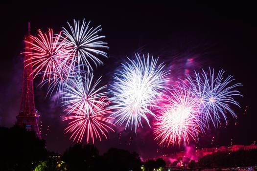 Bastille Day Fireworks 13