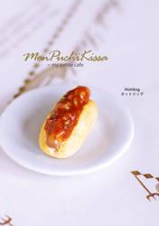 Hotdog by monpuchikissa