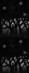 treeline by desude