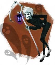 skeleton jack (halloweenies #1) by desude