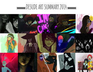 2014 by desude