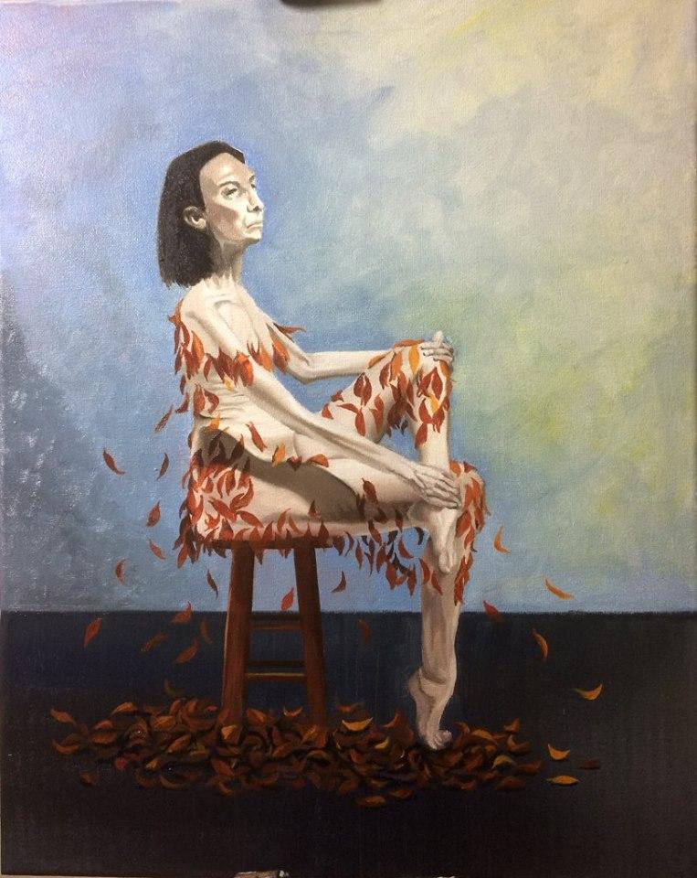 Fall by Anoldmansart