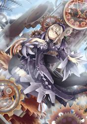 RyuZU by D-Faction
