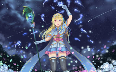Yuki - Magic Training by D-Faction