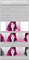 Tutorial 010: Graphic by dannielle-lee
