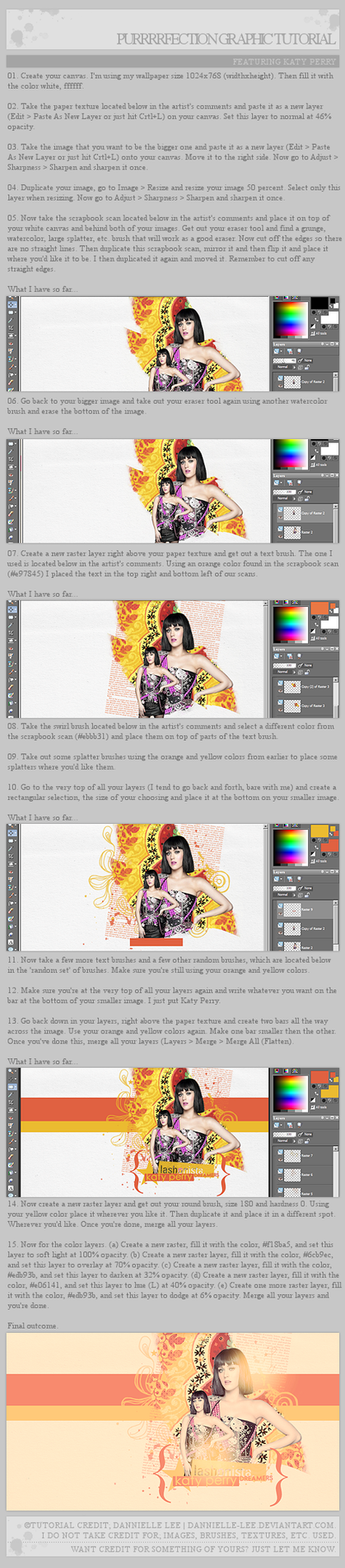 Tutorial 016: Graphic by dannielle-lee