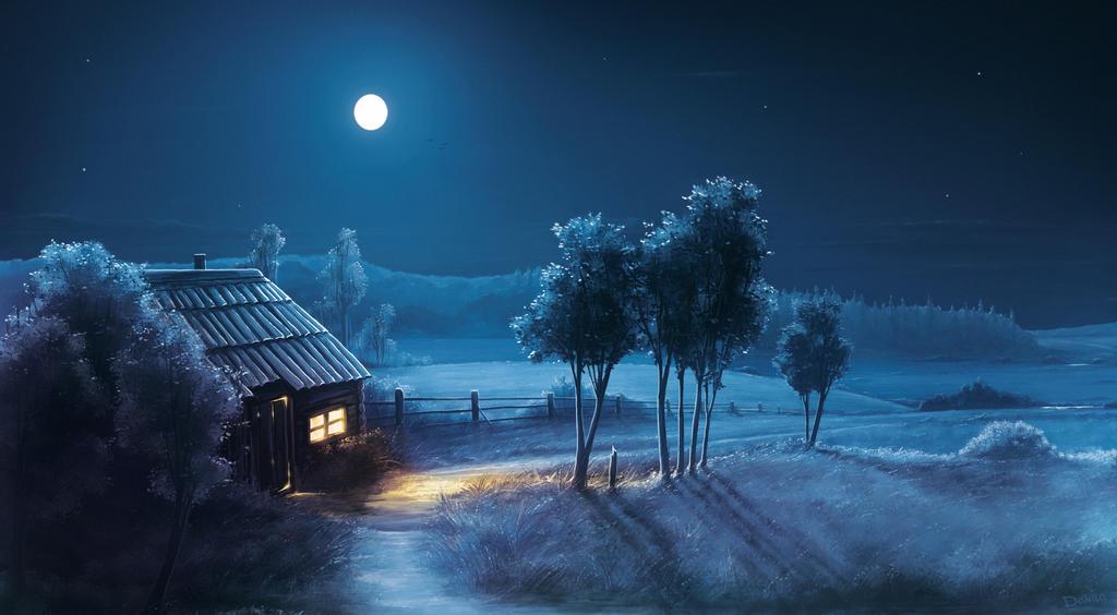 Night by DanilaKomlev