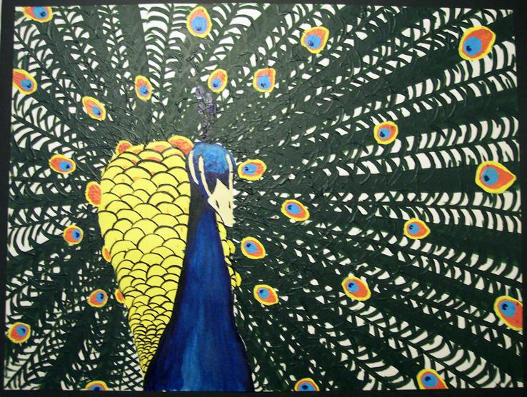 Peacock by Seiren