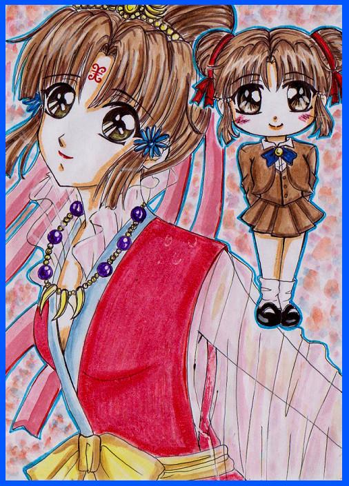 ++MIAKA YUKI++ by ladybluematrix