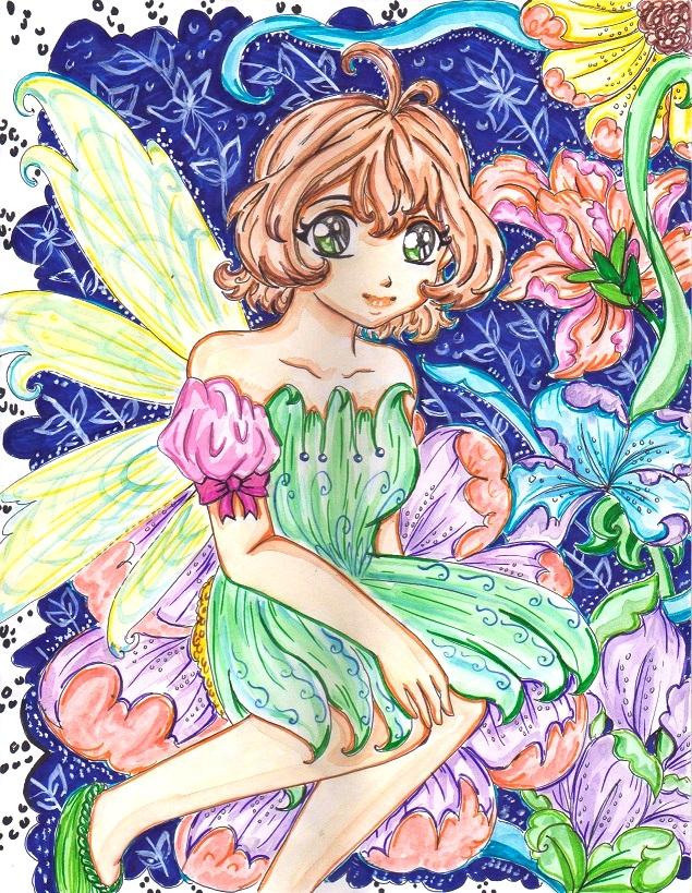 ++my fairy_norlyp++ by ladybluematrix