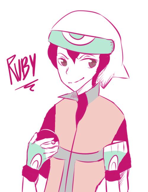 Ruby by GreeneFlygon