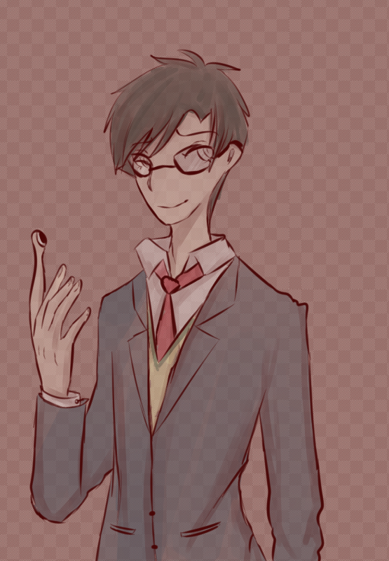 Shinichi by GreeneFlygon