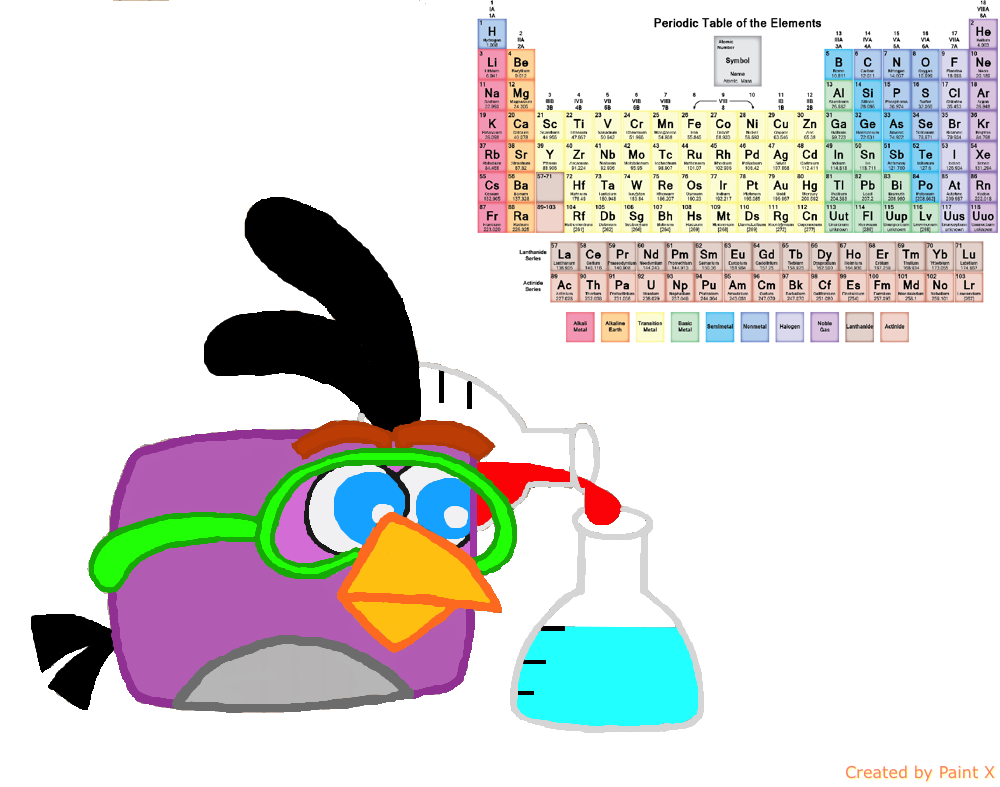 Roger in his Science Lab with Color by Mario1998