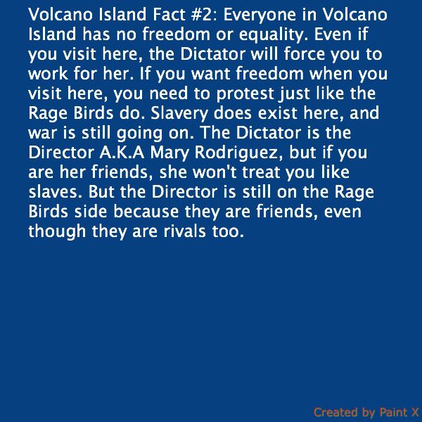 Volcano Island Fact #2 by Mario1998