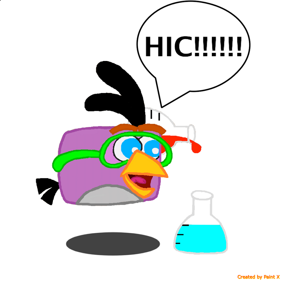 Roger Mixing Chemicals with hiccups by Mario1998