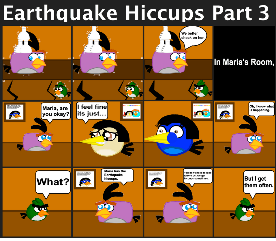 Earthquake Hiccups Comic Part 3 by Mario1998