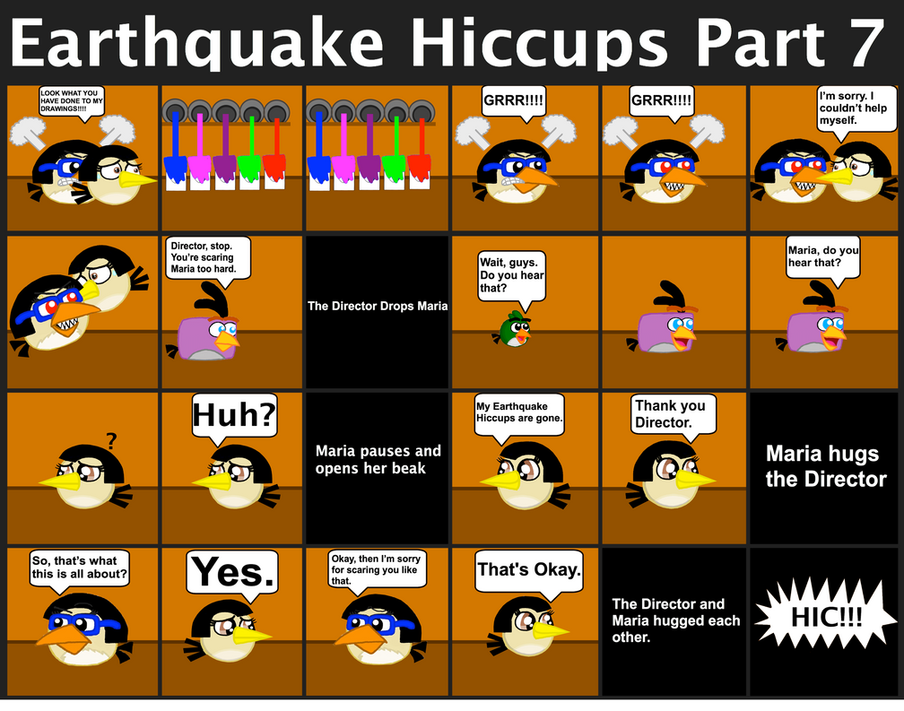 Earthquake Hiccups Comic Part 7 by Mario1998