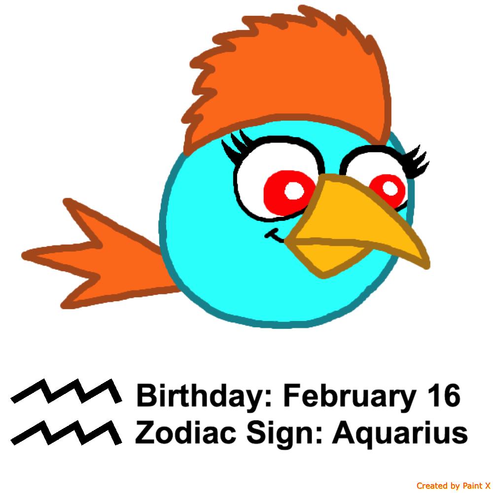 Anna's Zodiac Sign: Aquarius by Mario1998