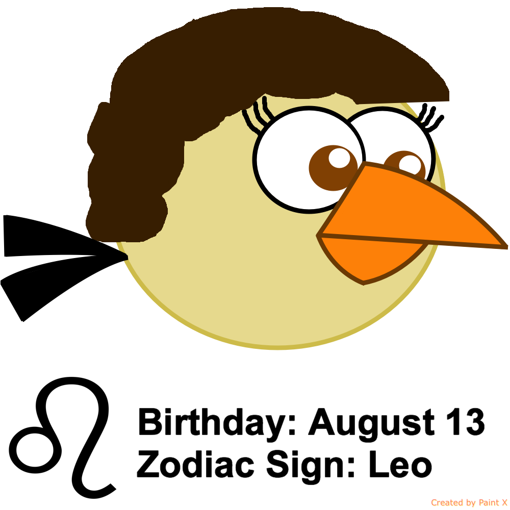 Katrina's Zodiac Sign: Leo by Mario1998