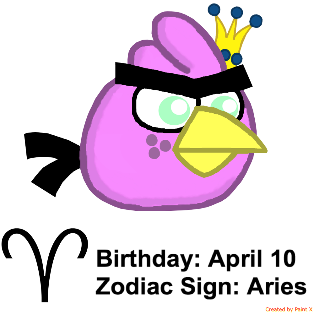 Prince Danny's Zodiac Sign: Aries by Mario1998