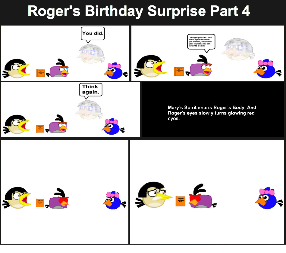 Roger's Birthday Surprise Comic Page 4 by Mario1998