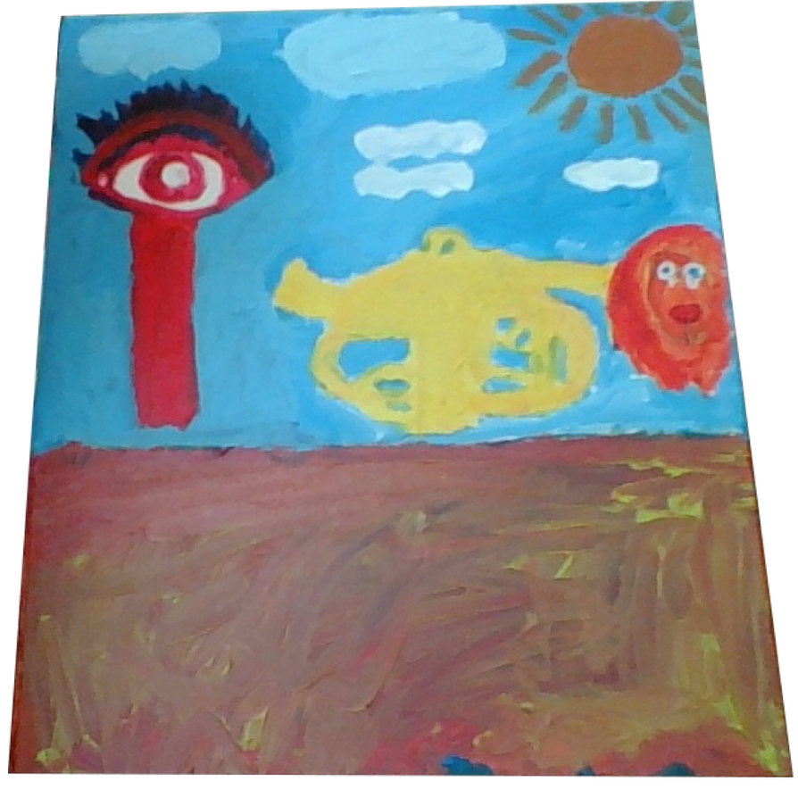 My Drawing/Painting Advanced Painting by Mario1998
