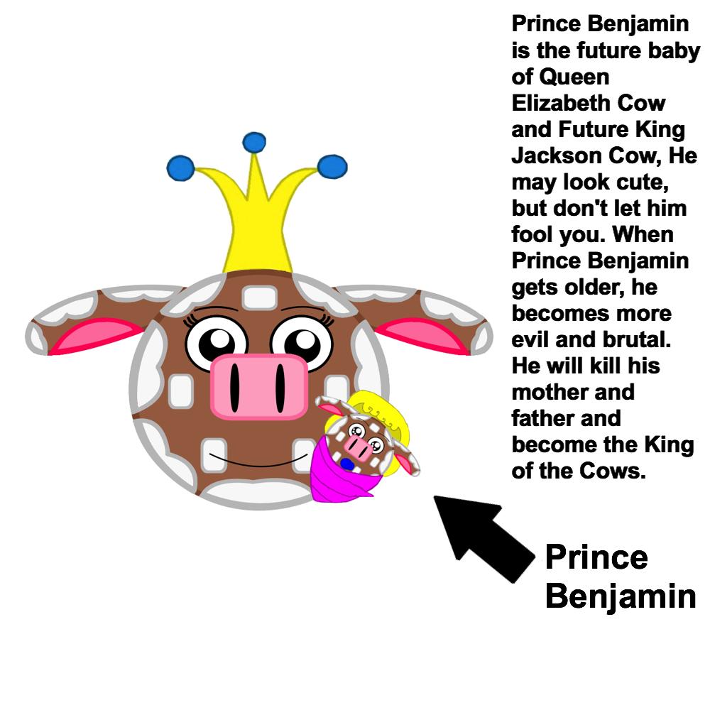 Future Baby Prince Benjamin Information by Mario1998