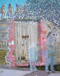 The doomsday door by TeresaOstbye