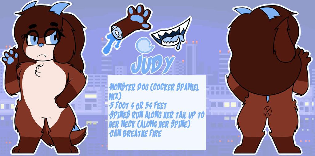 Judy Reference sheet