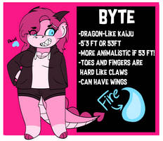 Current Fursona Reference