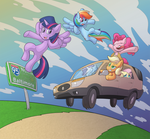 The Road to Bronycon